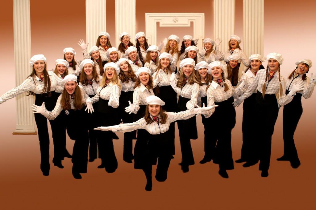 Джаз-хор Свердловской детской филармонии