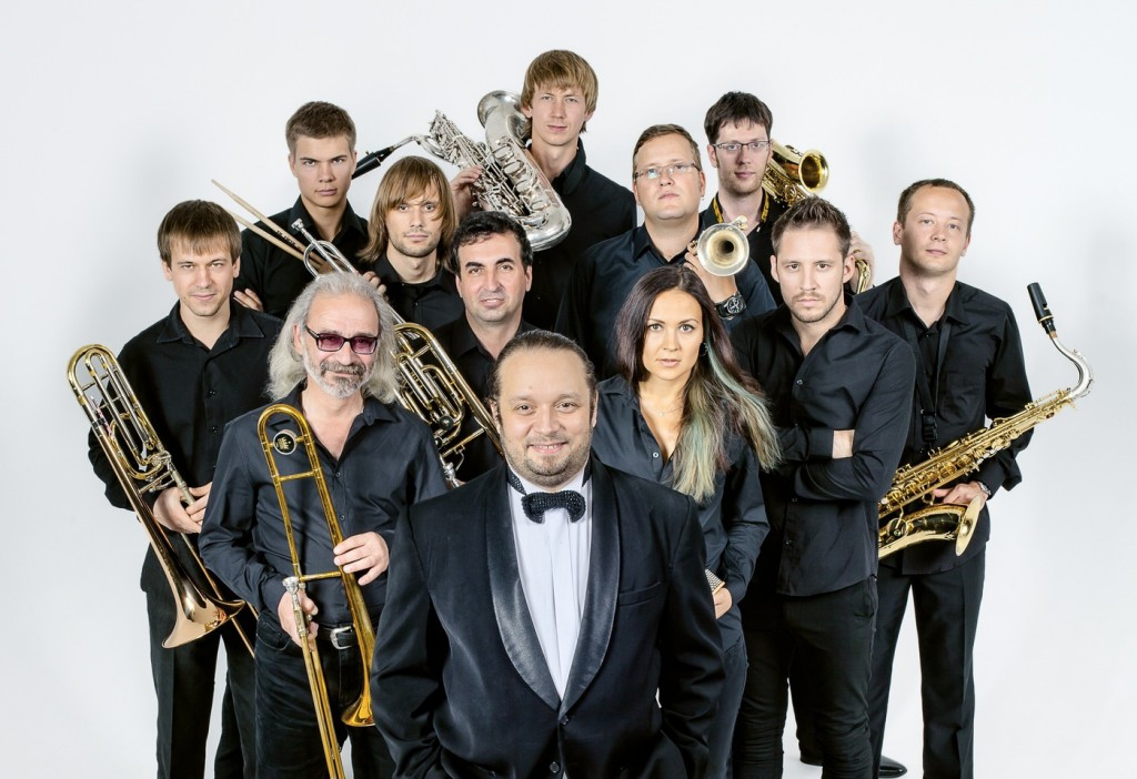 Биг-бенд Виталия Владимирова